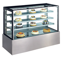 Cake Display Cabinets - Cold