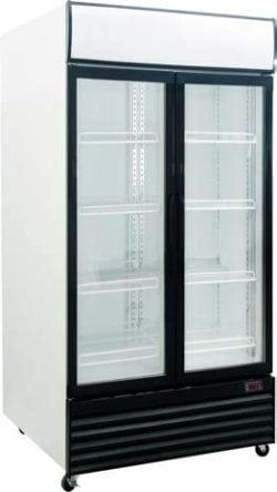 Upright Display Refrigerators