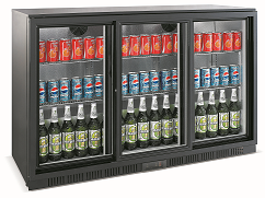 Back Bar Display Refrigerators