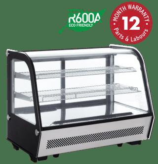 Counter Top Cake Display Refrigerators