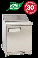 One Door Food Preparation Refrigerators
