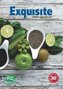 Exquisite Catalogue 2022